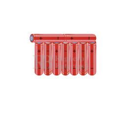 Packs de baterías AAA 10.8 Voltios 800 mAh NI-MH RB90033970