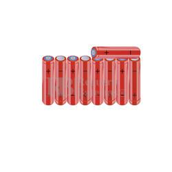 Packs de baterías AAA 10.8 Voltios 800 mAh NI-MH RB90033971