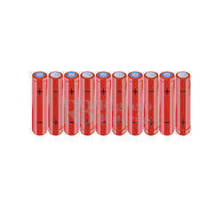 Packs de baterías AAA 12 Voltios 800 mAh NI-MH RB90033947