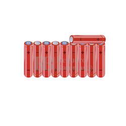 Packs de baterías AAA 12 Voltios 800 mAh NI-MH RB90033948