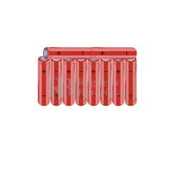 Packs de baterías AAA 12 Voltios 800 mAh NI-MH RB90033949