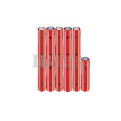 Packs de baterías AAA 13.2 Voltios 800 mAh NI-MH RB90033941