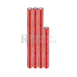 Packs de baterías AAA 13.2 Voltios 800 mAh NI-MH RB90033942