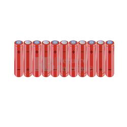 Packs de baterías AAA 13.2 Voltios 800 mAh NI-MH RB90033981