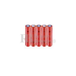 Packs de baterías AAA 6 Voltios 800 mAh NI-MH RB90033946