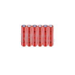 Packs de baterías AAA 7.2 Voltios 800 mAh NI-MH RB90033953