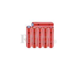 Packs de baterías AAA 7.2 Voltios 800 mAh NI-MH RB90033954