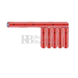 Packs de baterías AAA 9.6 Voltios 800 mAh NI-MH RB90033967