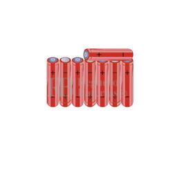 Packs de baterías AAA 9.6 Voltios 800 mAh NI-MH RB90033968