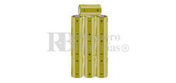 Packs de baterías C 12 Voltios 4.500 mAh NI-MH RB90034008