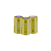 Packs de baterías C 3.6 Voltios 4.500 mAh NI-MH RB90033989