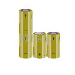 Packs de baterías C 4.8 Voltios 4.500 mAh NI-MH RB90033990