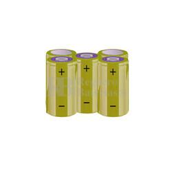 Packs de baterías C 6 Voltios 4.500 mAh NI-MH RB90033985