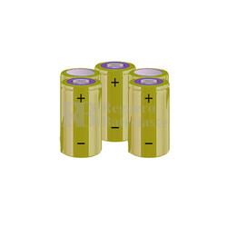 Packs de baterías C 6 Voltios 4.500 mAh NI-MH RB90033988