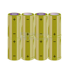 Packs de baterías C 9.6 Voltios 4.500 mAh NI-MH RB90033998