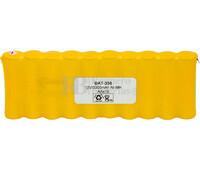 Packs de baterías recargables 12 Voltios 2.300 mAh AA NI-MH