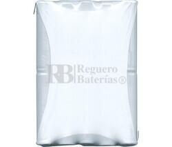 Packs de baterías recargables 12 Voltios 2.500 mAh NI-MH 70,0x100,0x14,0mm
