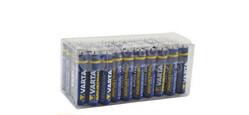 Pila Alcalina AA 1.5 Voltios 2.600Mah VARTA INDUSTRIAL  (Bulkbox de 640 Unidades )