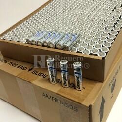Pila Alcalina AA 1.5 Voltios ENERGIZER INDUSTRIAL (Bulk de 325 Unidades)