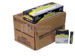 Pila Alcalina AAA 1.5 Voltios ENERGIZER INDUSTRIAL  (Caja de 500 Unidades en Retractil de 2 uds)