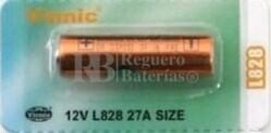 Pila Alcalina Vinnic L828 (27A) Blister de 1 pila 12V