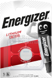 Pila CR2016 Litio 3V Energizer