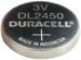 Pila CR2450 3V Duracell