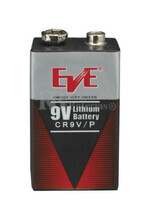 Pila de Litio EVE 9 Voltios 1200 mAh CR9V-P