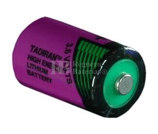 Pila de Litio para Alarma 3,6 Voltios 1,2 ah SL-350-S