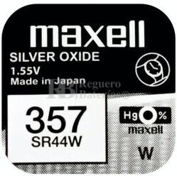 Pila de Litio Maxell SR44W - 357