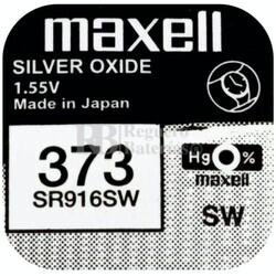 Pila Maxell SR916SW - 373