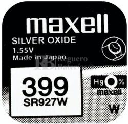 Pila de Litio Maxell SR927W - 399