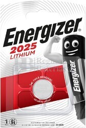 Pila CR2025 Litio 3V Energizer