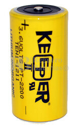 Pila Litio 3,6 Voltios 8.500 mAh Keeper LPT2200H