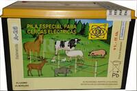 Pila Super Alkalina para Pastores Electricos de 9 Voltios, 55 Amperios A-26