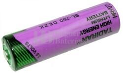 Pila Tadiran SL-760/S AA 3,6 Voltios 2,2 Amperios
