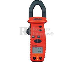 Pinza Amperimétrica 400A Amprobe AC40A