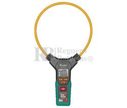 Pinza Amperimétrica True-Rms con Pinza Flexible 600A CA Proskit MT-3112