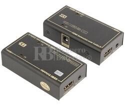 Prolongador activo de HDMI por 2 RJ45 hasta 50m