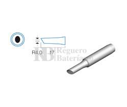 Punta biselada de 4.0mm soldador HRV6154/6135/6654/7654/7632
