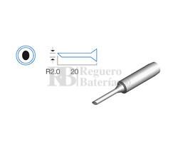 Punta para soldador HRV7537 y HRV7607