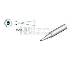 Punta plana de 0.8mm, soldador HRV6154/6135/6654/7654/7632