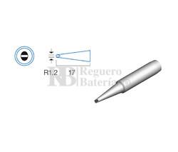 Punta plana de 1.2mm, soldador HRV6154/6135/6654/7654/7632
