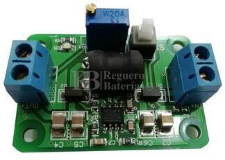 Reductor tensión entrada 5 a 24 Voltios salida 0,87 a 18 Voltios 30W