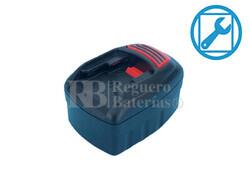 Reparación batería 0700 950 214 para Maquinas Wurth 9,6 Voltios 2 Amperios Ni-Mh