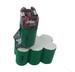 Reparación batería RAM1-RAM2 para Maquinas Klauke 9,6 Voltios 2 Amperios Ni-Mh