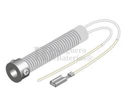 Resistencia metálica para soldador HRV7541