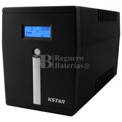 SAI Interactivo KSTAR MicroPower Series Micro 600 600VA