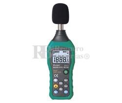 Sonómetro digital multirango Proskit MT-4618