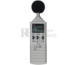 Sonómetro digital Amprobe